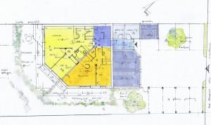 plan RdC immeuble brioude